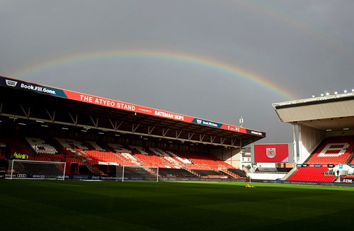 Home supporters allocated Atyeo Stand seats