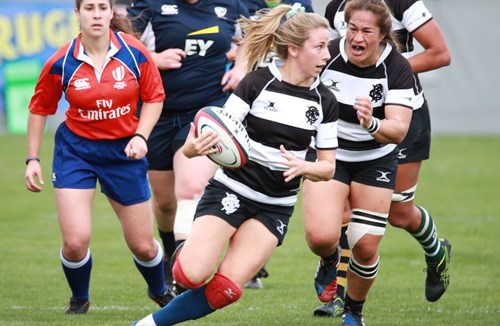 Snowsill shines in historic win for Barbarians