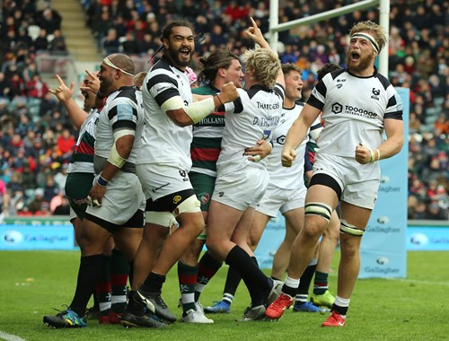 Report: Leicester Tigers 20-23 Bristol Bears