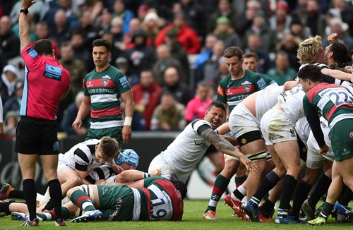 As it happened: Leicester Tigers 20-23 Bristol Bears