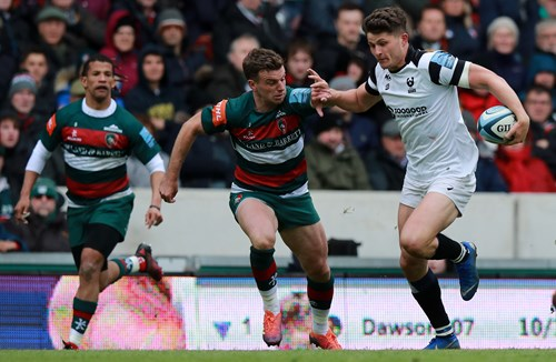 Stat attack: Leicester Tigers 20-23 Bristol Bears