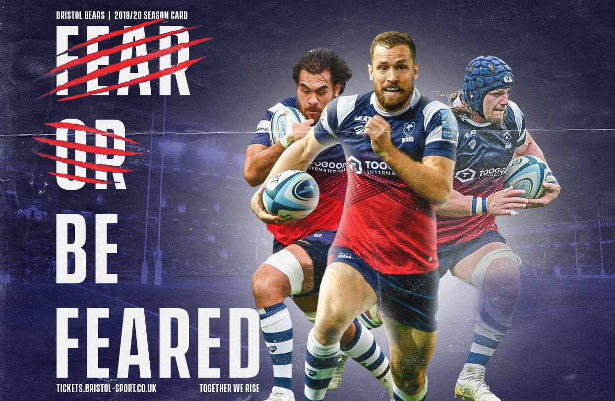 b6f8c120 Be part of the journey with a 2019/20 season card | Bristol Bears