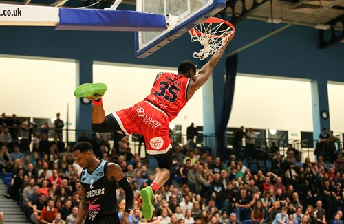 Report: Surrey Scorchers 90-76 Bristol Flyers
