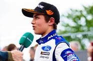 Win Takes Norris Top Of New Zealand Toyota Racing Series