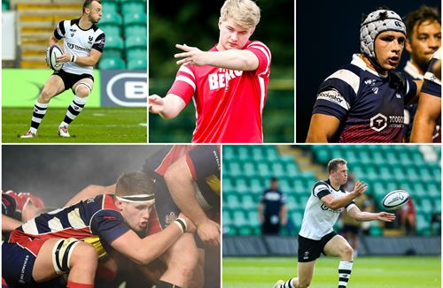 Bears Academy announce departing players