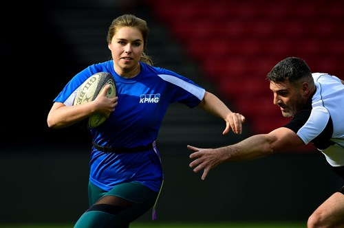 Gallery: Nascence Corporate tag rugby tournament