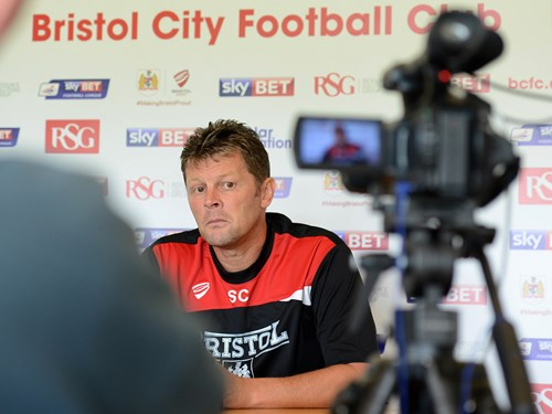 Fulham Press Conference
