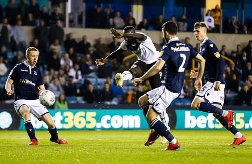 Report: Millwall 1-2 Bristol City