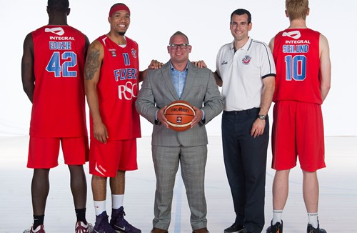 Integral Announced As Bristol Flyers Back Of Shirt Sponsor