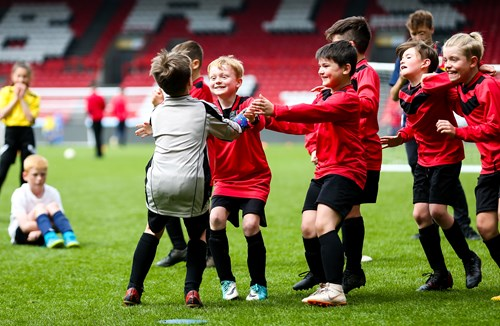 Community Trust programmes take to the pitch at Ashton Gate