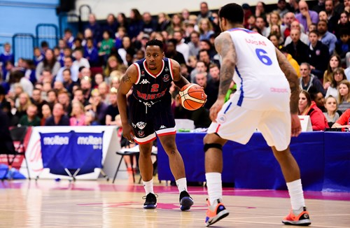 Highlights: Bristol Flyers 83-84 London City Royals