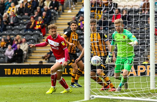 Report: Hull City 1-1 Bristol City