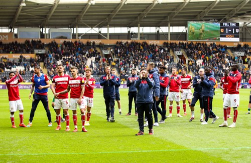 Highlights: Hull City 1-1 Bristol City