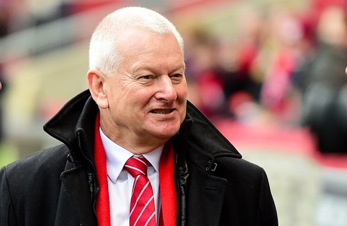 'We have an exciting future' - Steve Lansdown