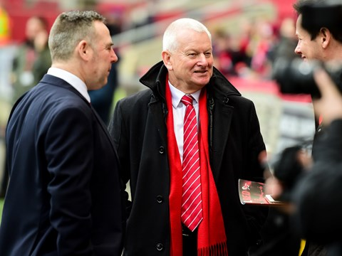 Video: Steve Lansdown on City's progress