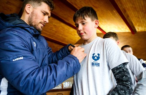 Fenton-Wells shortlisted for Gallagher Community Player of the Season