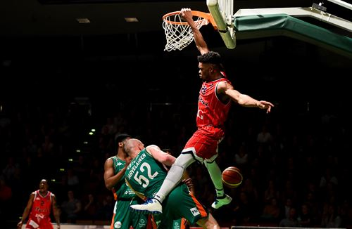 Bristol Flyers 'Top 5' plays of the month - April 2019
