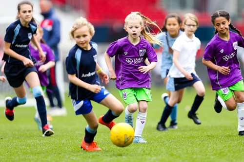 Youngsters shine at Celebration of Sport Week 2019