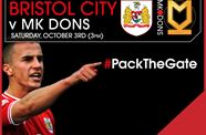 MK Dons Tickets On General Sale