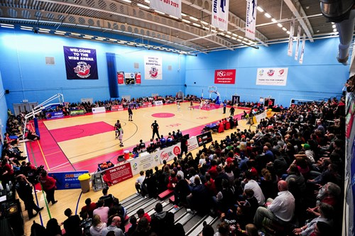 Win a signed Bristol Flyers jersey courtesy of Aerospace Bristol