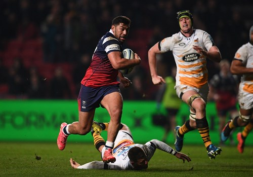 Charles Piutau called up to Barbarians squad for England clash