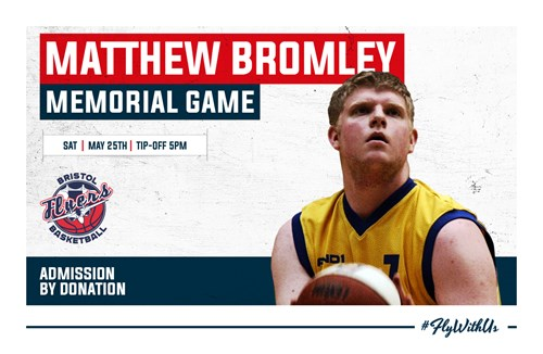 Flyers announce 2019 Matthew Bromley Memorial Game