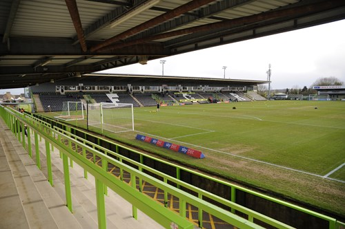 Forest Green Rovers friendly confirmed