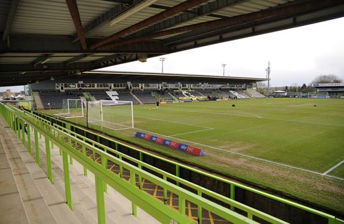 City receive additional Forest Green Rovers allocation