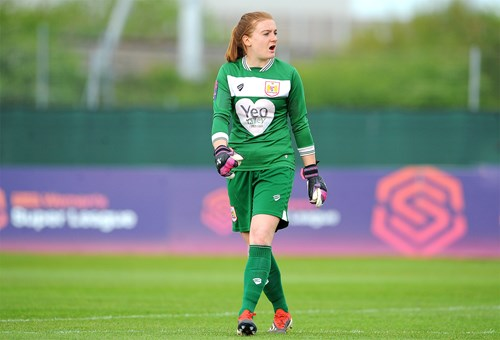 Baggaley voted FAWSL Players' Player of the Year