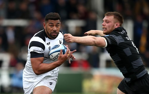 Stat attack: Newcastle Falcons 12-19 Bristol Bears
