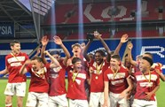 City U15s lift Severn Bridge Cup