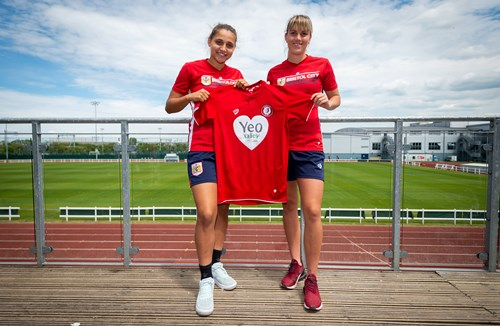 Evans and Harrison commit to City