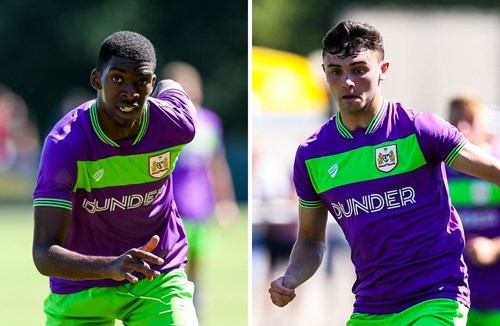 City youngsters set for play-off final showdown