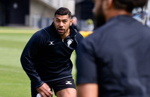 Gallery: Bristol Bears at Barbarians training camp