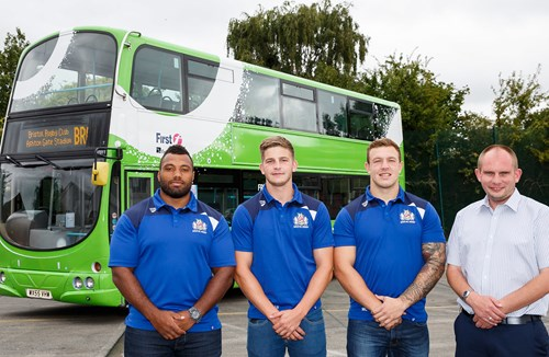Rugby: Take Advantage Of New Shuttle Bus Route