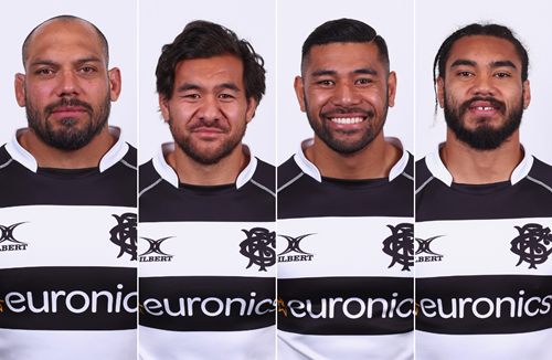 Bristol quartet to start for Barbarians at HQ