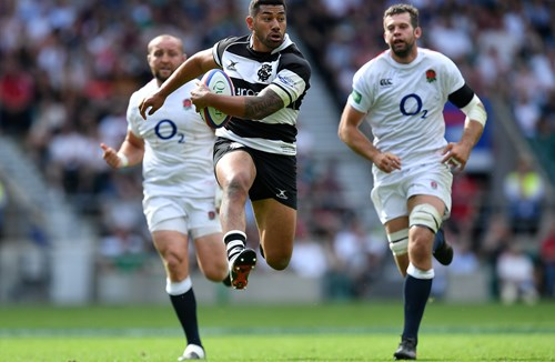 Report: England XV 51-43 Barbarians