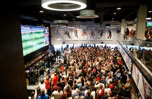 Watch the Women's World Cup at Ashton Gate