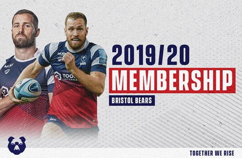 2019/20 Memberships on sale now!