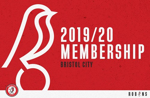 Become a 2019/20 Bristol City Member