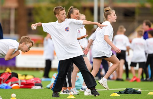 Foundation launches 2019 We Love Sport Hubs