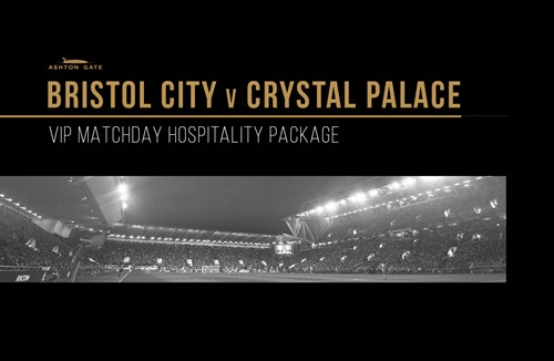 Hospitality now on sale for Palace fixture