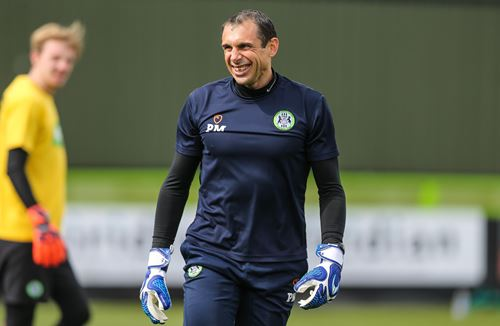 City appoint new goalkeeping coach