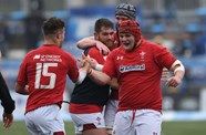 U20 round-up: Wales sink Baby Blacks, Capon stars in England win