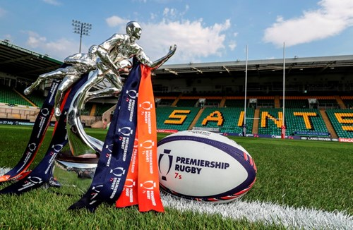 Bears confirm squad for Premiership Rugby Sevens