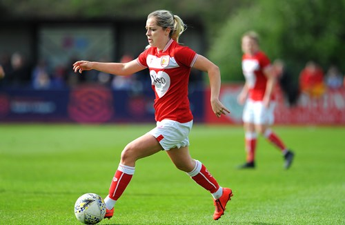 Pattinson and Rutherford named in Lionesses Under-19 training squad