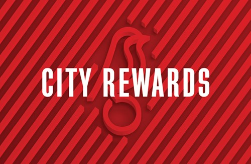City Rewards scheme launched for 2019/20 season