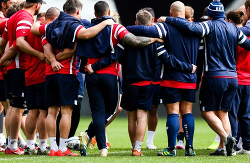 Squad revealed as Bears face Castres in pre-season clash