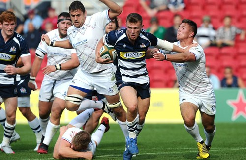 Report: Bristol Rugby 28 - 12 Rotherham Titans