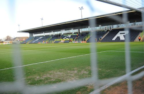 Forest Green Rovers tickets on priority sale
